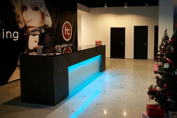 Мадонна открыла фитнес-клуб в Москве