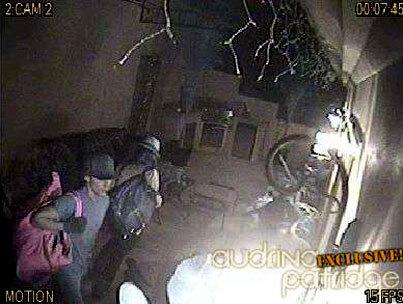 Арестованы люди, грабившие дома знаменитостей