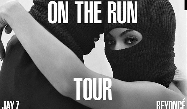 "Трейлер фильма Бейонсе и Jay Z ""Run"""