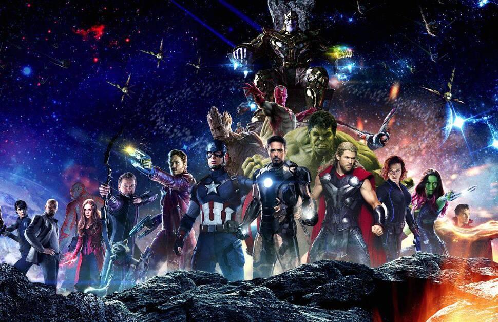 В сети появился первый кадр из «Мстителей: Война бесконечности»