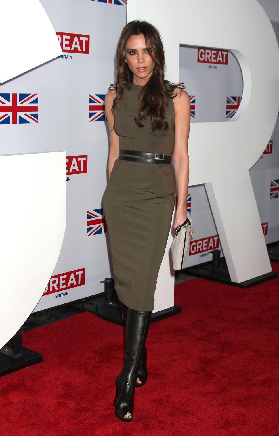 Звезды на вечеринке GREAT British Film Reception