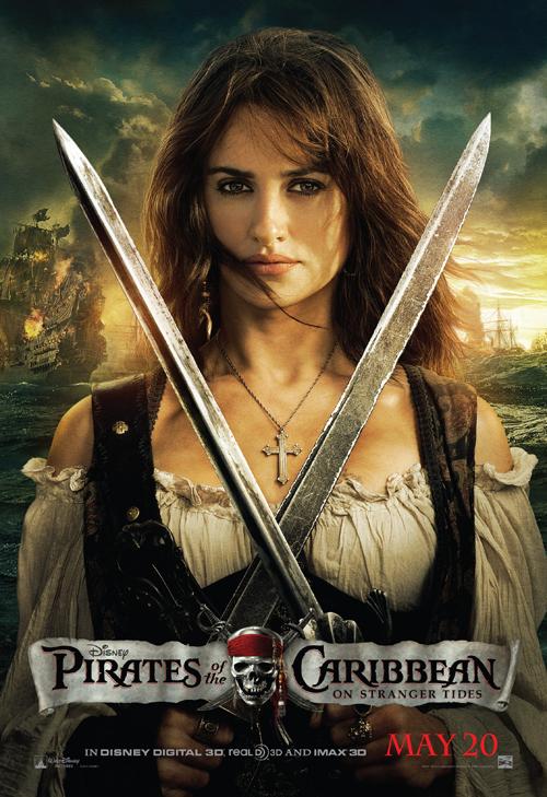 """Второй трейлер фильма """"Пираты Карибского моря: На странных берегах"""""""