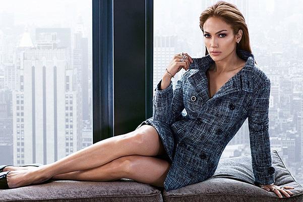 Дженнифер Лопес представила свою новую коллекцию одежды