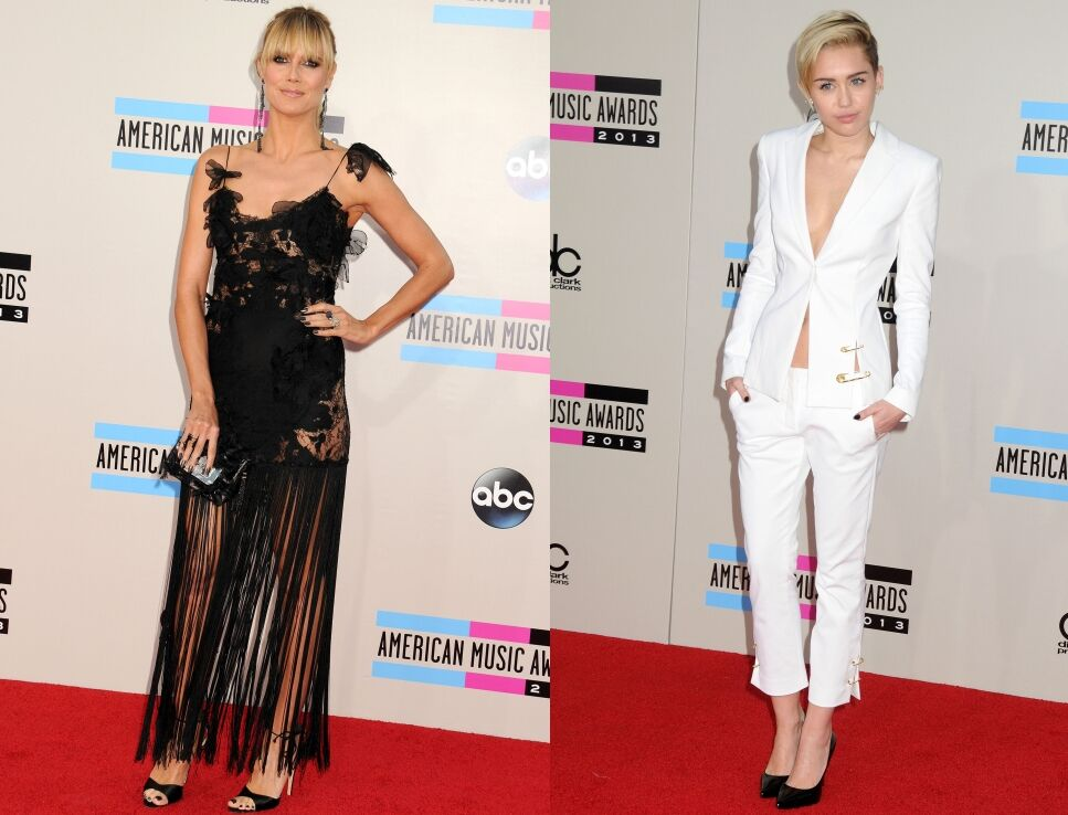 Лучшие и худшие наряды American Music Awards 2013