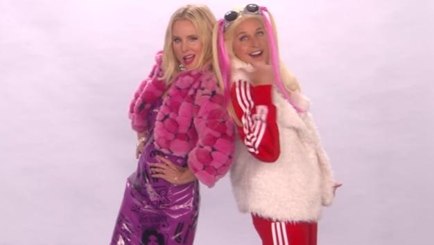 Видео: Кристен Белл и Эллен ДеДженерес проходят кастинг в Spice Girls