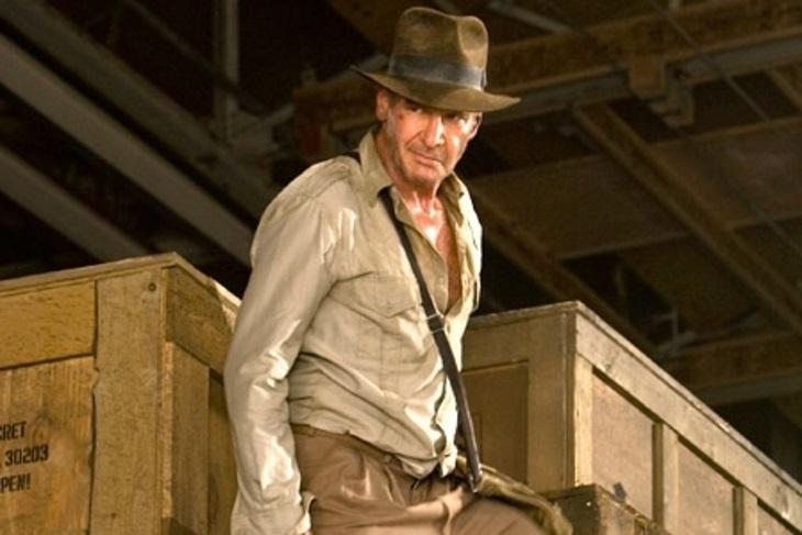 Создатели «Индианы Джонса 5» откажутся от CGI