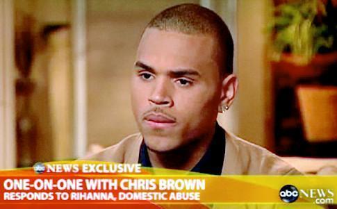 Видео: Крис Браун на шоу Good Morning America