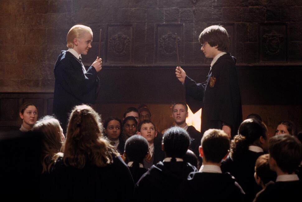Джоан Роулинг придумала новые истории о Гарри Поттере