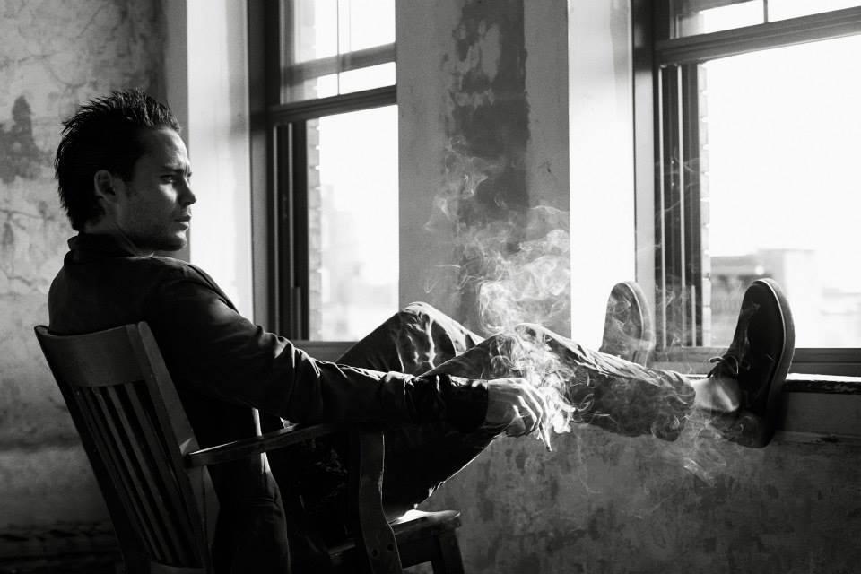 Тейлор Китч в журнале Interview. Февраль 2014