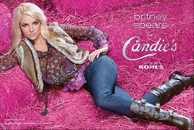 Видео: Бритни Спирс для Candie's + новый эксклюзив от ET Online