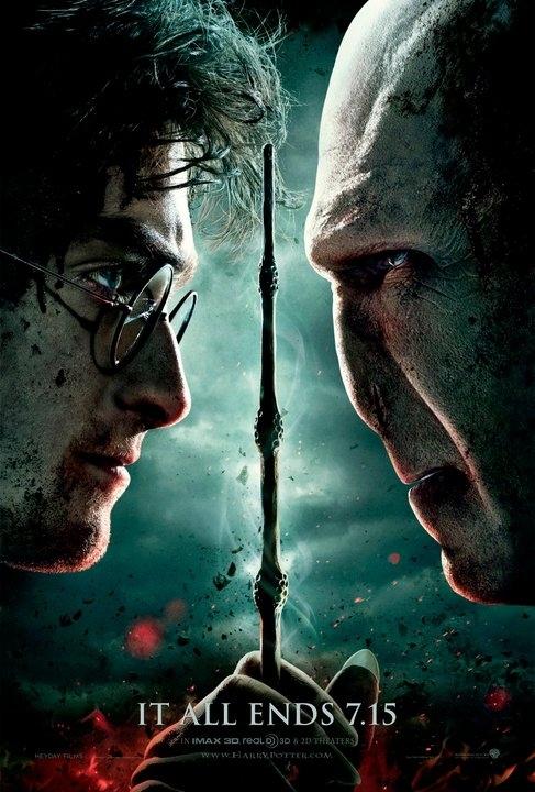 """Трейлер фильма """"Гарри Поттер и Дары смерти. Часть вторая"""""""