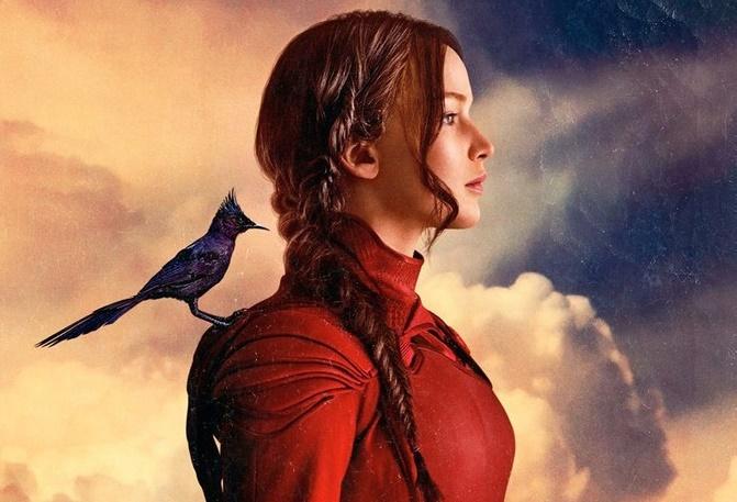 """Новый трейлер и постер фильма """"Голодные игры: Сойка-пересмешница. Часть II"""""""
