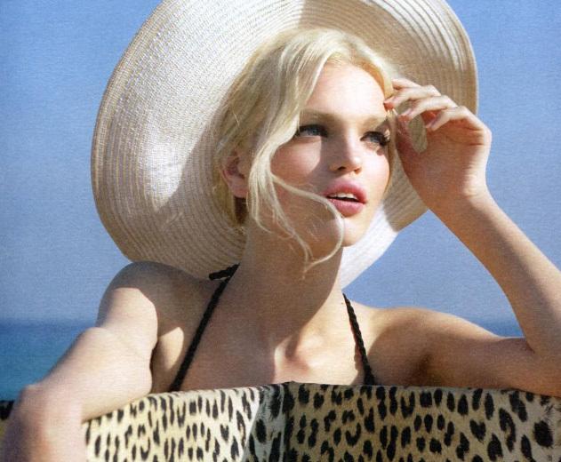 Новая рекламная кампания Dior Addict