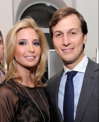 Иванка Трамп родила дочку