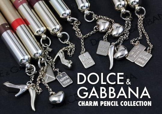 Праздничная коллекция карандашей для макияжа от Dolce & Gabbana