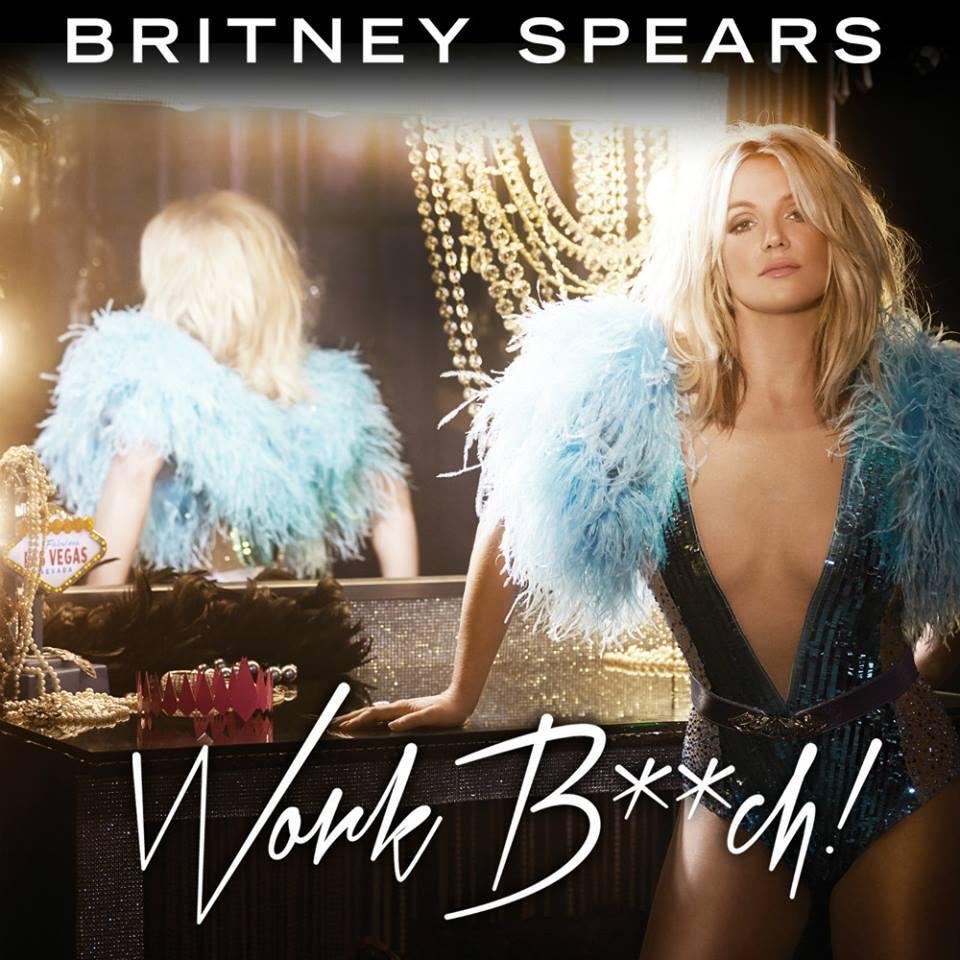 Обложка нового сингла Бритни Спирс