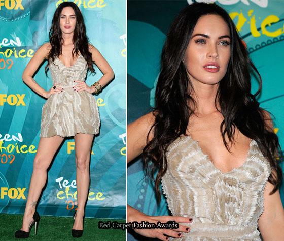 Худшие наряды на Teen Choice Awards 2009