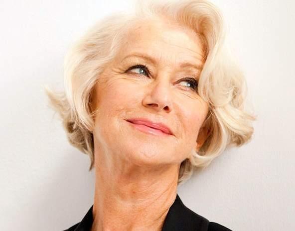 Хелен Миррен — новое лицо L'Oreal
