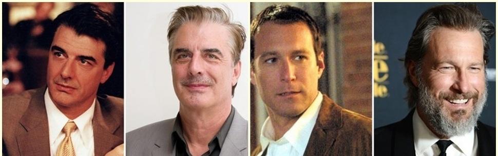 Ностальгируем и сравниваем: как выглядят звезды «Секса в большом городе» 20 лет спустя