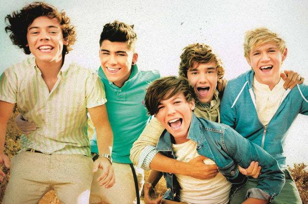 Дети, песни и кино: чем сейчас заняты участники One Direction