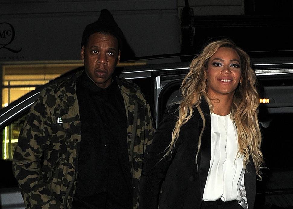 Jay Z и Бейонсе отказались идти на свадьбу Канье Уэста и Ким Кардашян