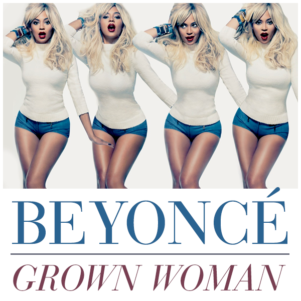 """Альтернативная версия клипа Бейонсе на песню """"Grown Woman"""""""