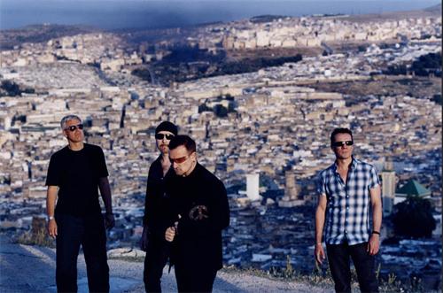 Премьера нового клипа U2