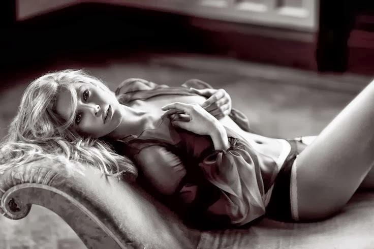 Даутцен Крез в рекламной кампании Victoria's Secret 2013