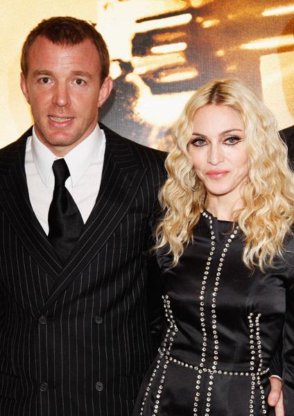 Мадонна написала песню про Гая Ричи