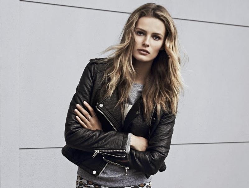 Новая рекламная кампания H&M. Осень 2014