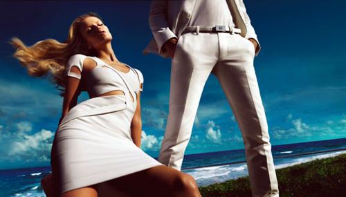 Рекламная кампания Gucci Весна / Лето 2010