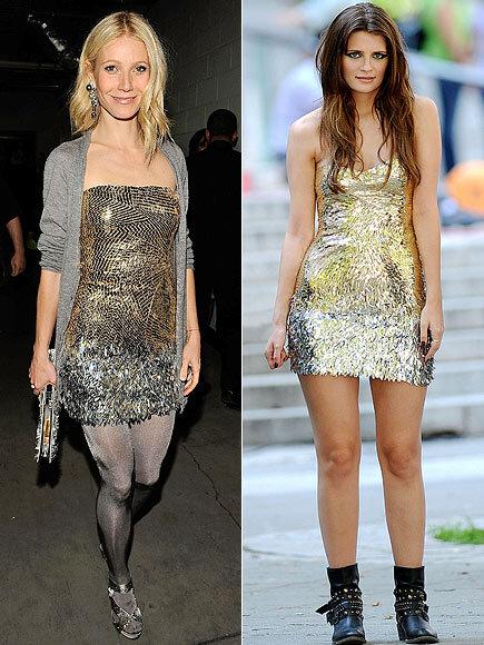 Fashion battle: Гвинет Пэлтроу и Миша Бартон