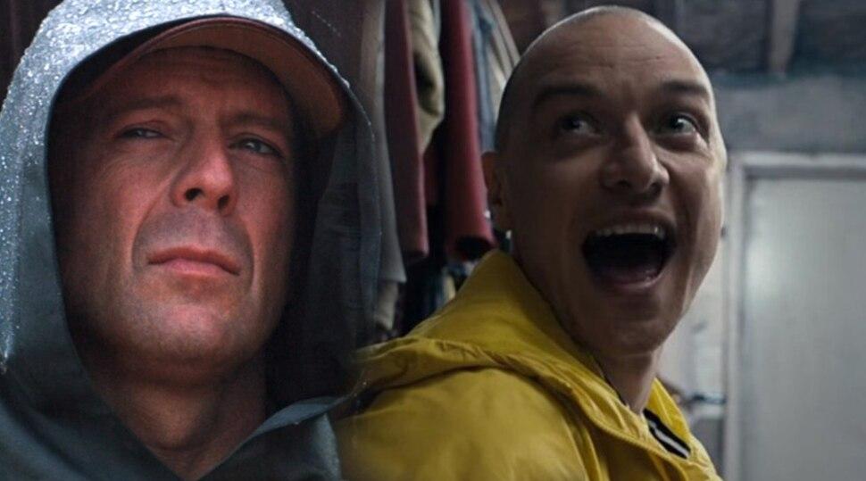 М Найт Шьямалан объединит Джеймса МакЭвоя и Брюса Уиллиса в сиквеле «Сплита»
