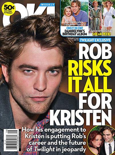 Роберт Паттинсон рискует всем ради Кристен?
