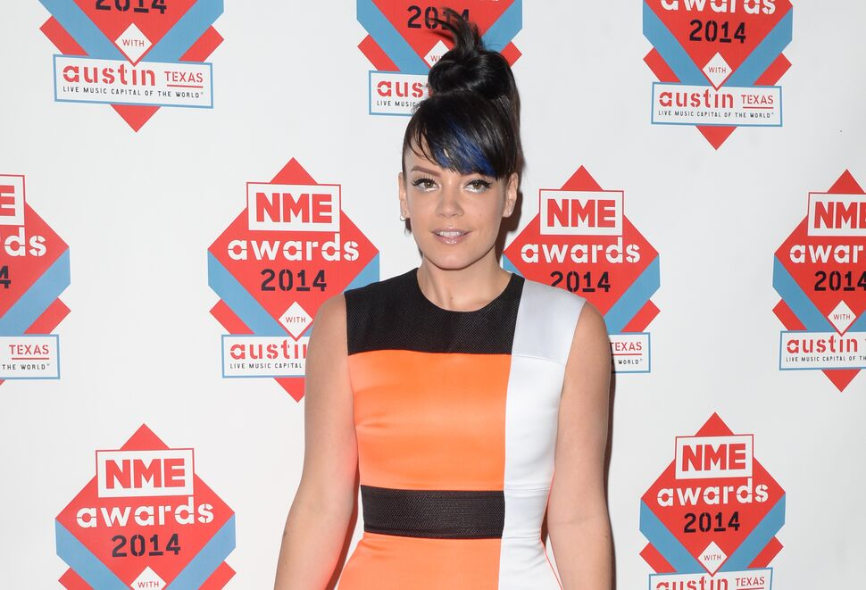 NME назвал Лили Аллен лучшей певицей