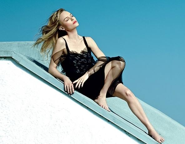 Кейт Босуорт в журнале Los Angeles Confidential. Ноябрь 2013