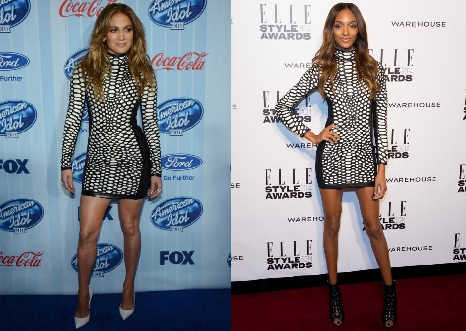 Fashion battle: Дженнифер Лопес и Джордан Данн