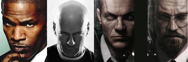 Джейми Фокс и Брюс Уиллис «оживят» персонажей компьютерной игры