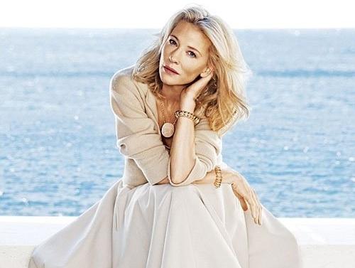 Кейт Бланшетт в журнале Vogue Австралия. Февраль 2014
