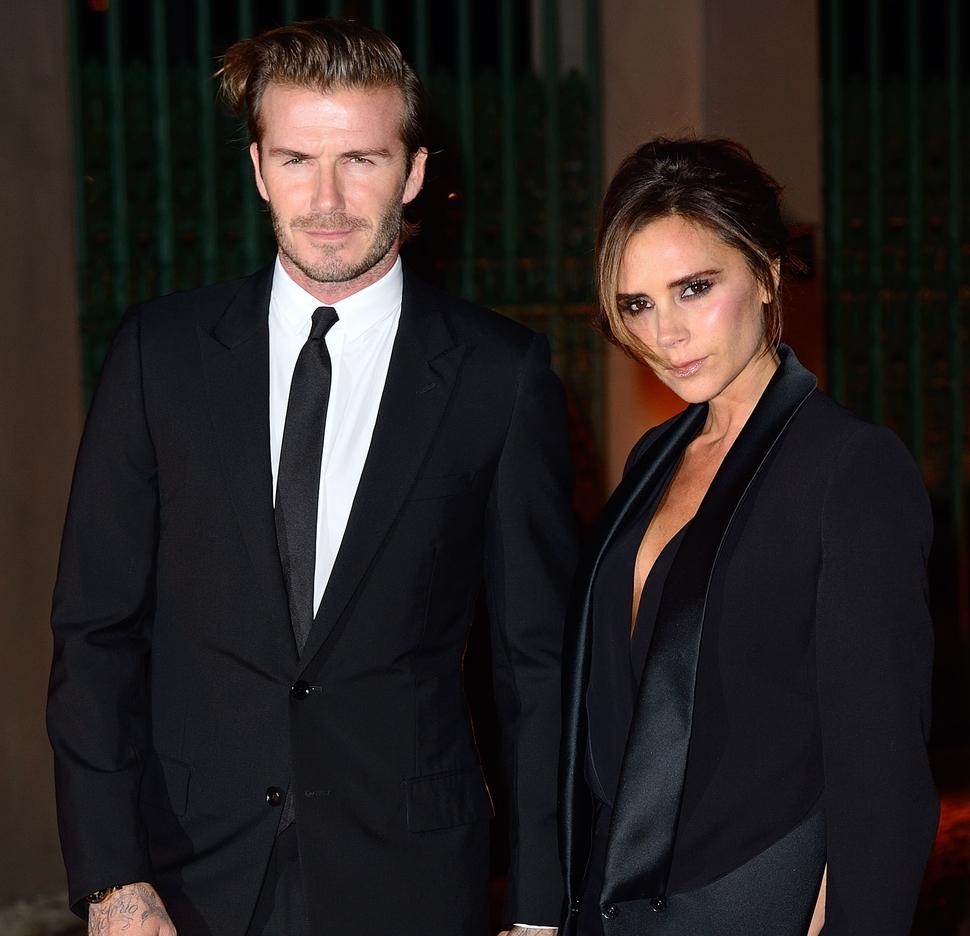 Дэвид и Виктория Бекхэм станут конкурентами в мире моды