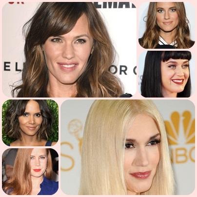 Модное окрашивание волос 2015: фото «звездных» тенденций