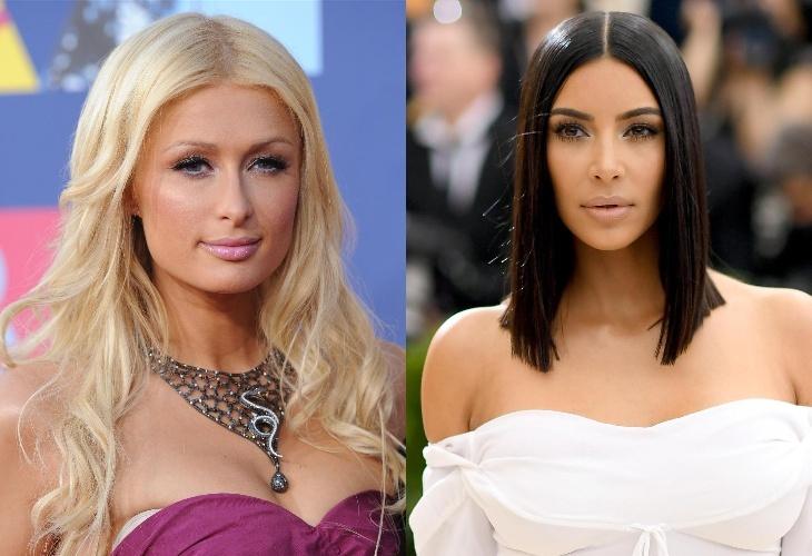 Комплимент ниже пояса: Ким Кардашьян снялась в клипе Пэрис Хилтон на песню Best Friend's Ass