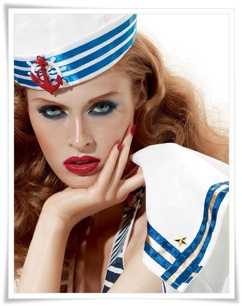 Коллекция декоративной косметики Hey Sailor от MAC. Лето 2012