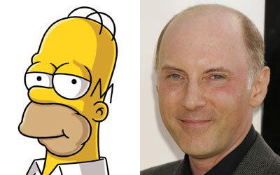Дэн Кастелланета, голос Гомера Симпсона, появиться в «Отчаянных домохозяйках»