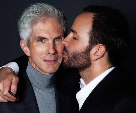 Том Форд и Ричард Бакли тайно поженились