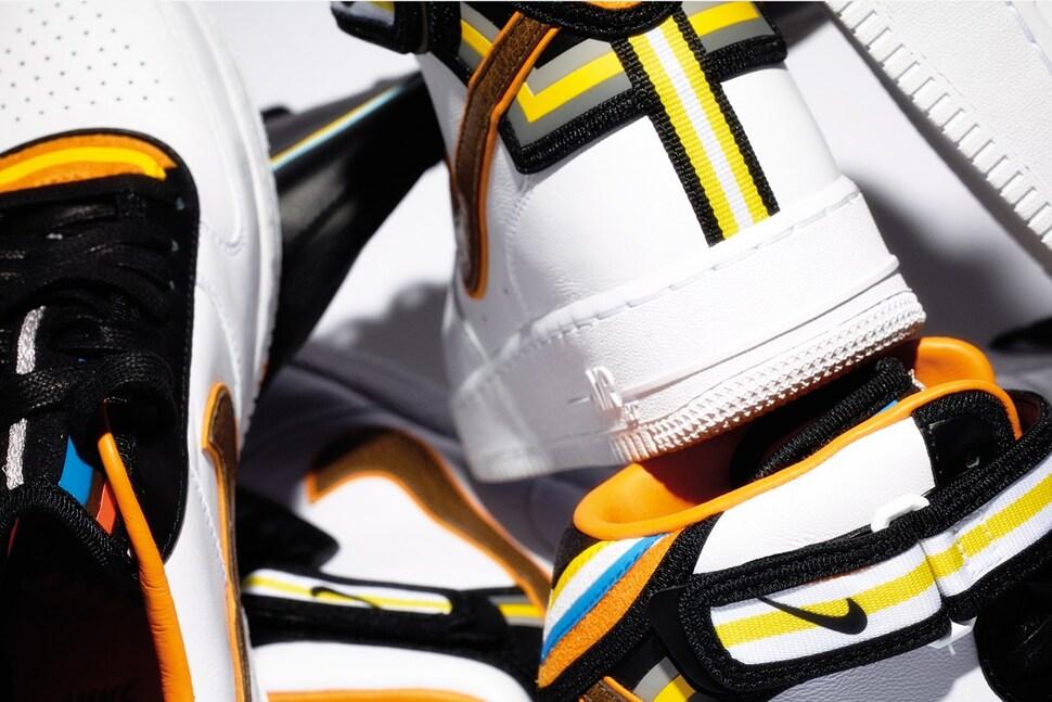 Рикардо Тиши создает коллекцию обуви для Nike