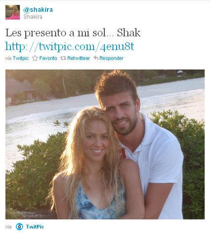 Шакира официально подтвердила свой роман с Жераром Пике?