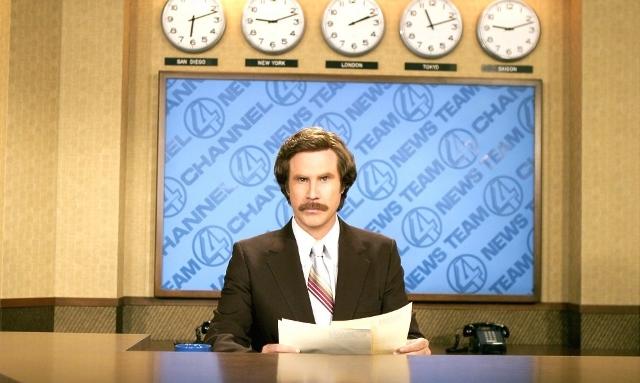 Paramount Pictures снимет продолжение комедии «Телеведущий»