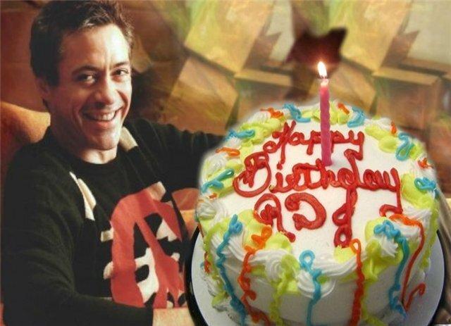 С Днем Рождения, Роберт Дауни младший!