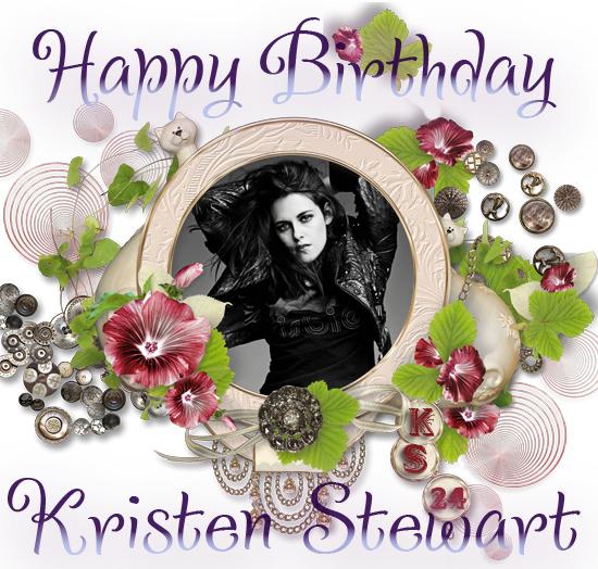 С Днем Рождения, Кристен Стюарт!